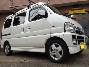 スズキ エブリイ ワゴン 4WD ターボ(型式DA62W) 東京都 調布市 I 様
