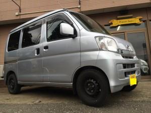 ダイハツ ハイゼット カーゴ クルーズ 4WD ターボ(型式S331V) 愛知県 知多市 H 様