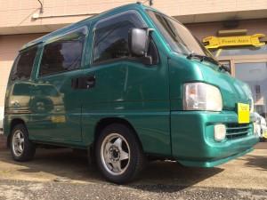 スバル サンバー ディアス 4WD SC (型式TV2) 宮城県 仙台市 A 様