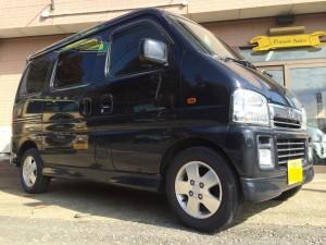 スズキ エブリイ ワゴン 4WD ターボ(型式DA62W)埼玉県 蓮田市 T 様