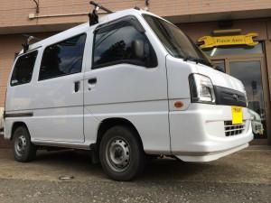 スバル サンバー バン 2WD (型式TV2) 埼玉県 新座市  A 様