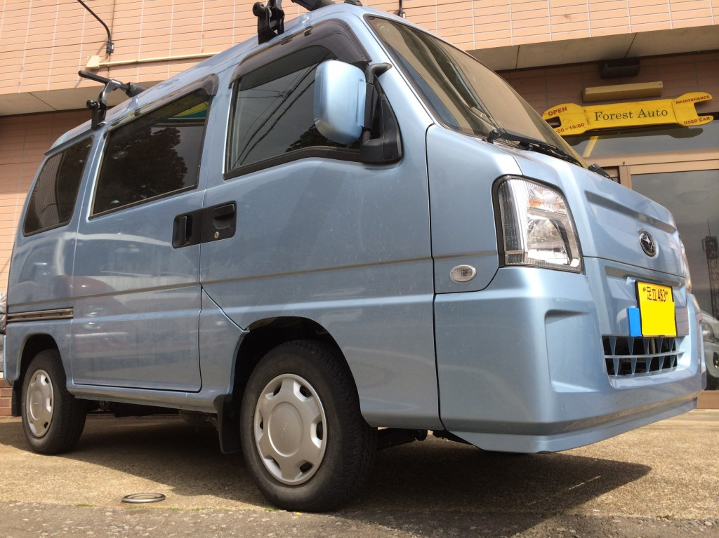 スバル サンバー ディアス 4WD SC(型式TV2) 東京都 江戸川区 M 様