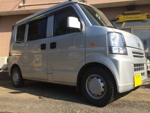 スズキ エブリイ ジョイン 4WD ターボ(型式DA64V) 千葉県 山武市 M 様