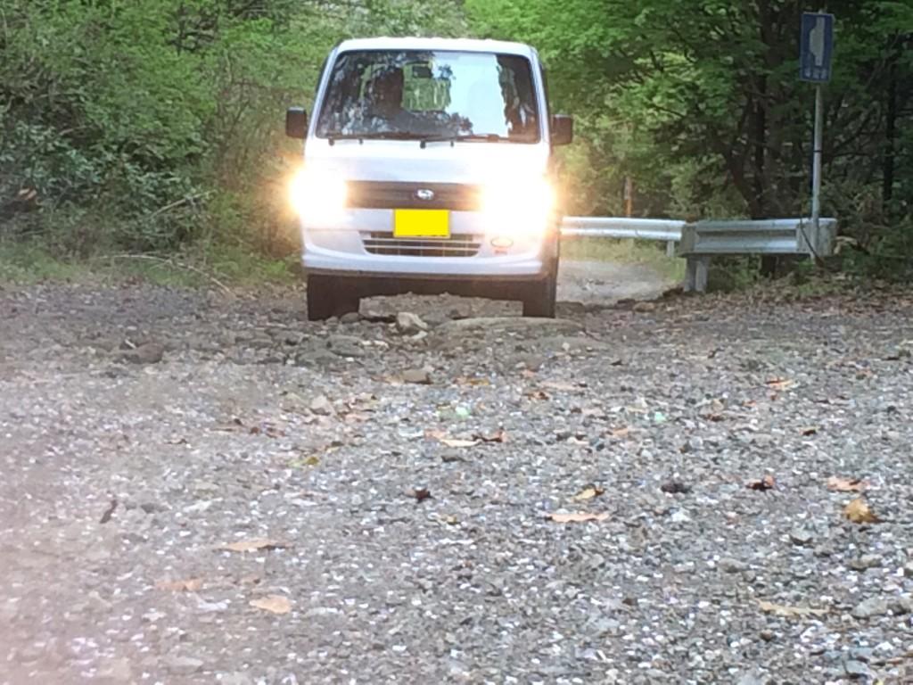 袖ノ木林道-2