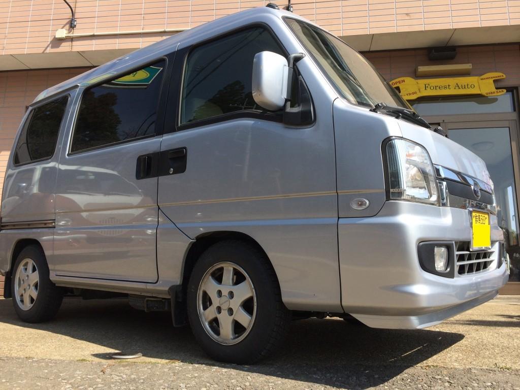 スバル サンバー ディアス ワゴン 4WD(型式TW2) 群馬県 太田市 Y 様