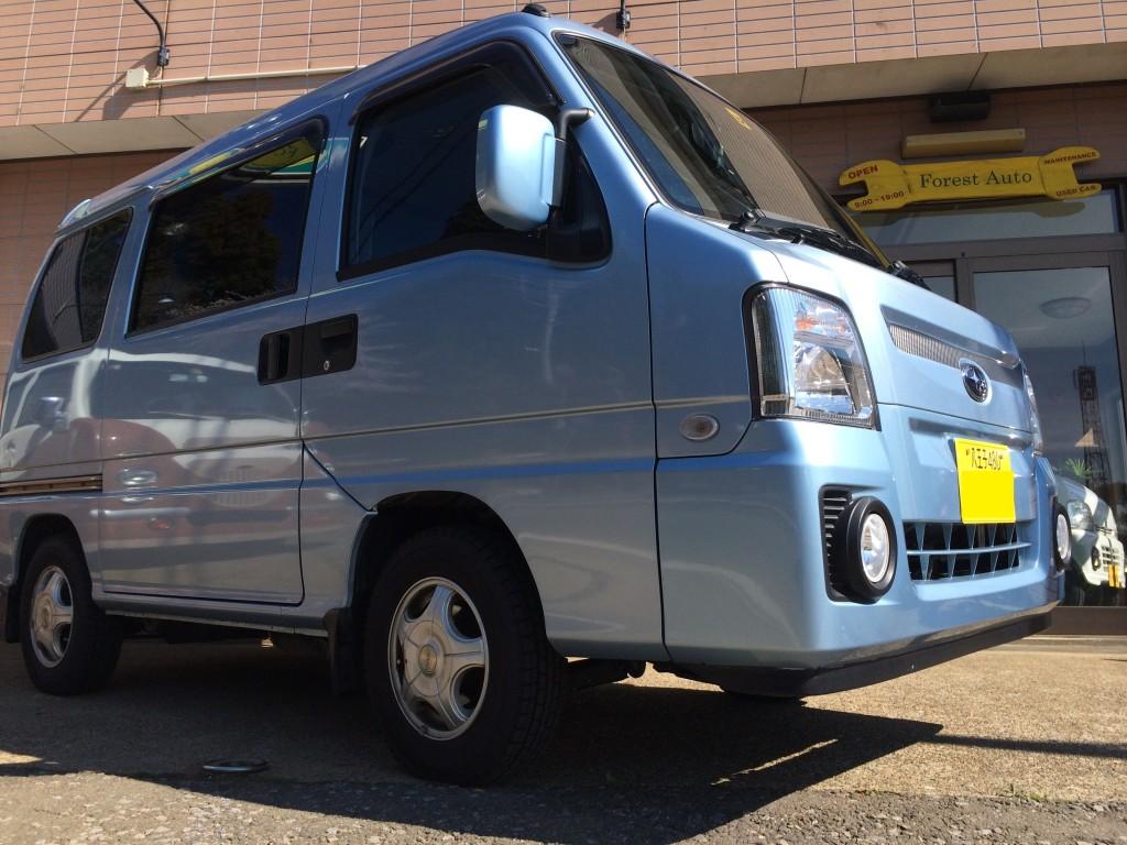 スバル サンバー ディアス 4WD SC(型式TV2) 静岡県 熱海市 K 様
