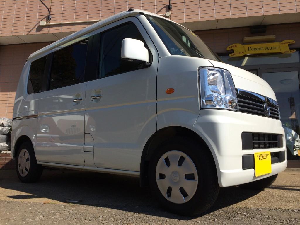 マツダ スクラム ワゴン 4WD ターボ(型式DG64W) 埼玉県 草加市 Y 様