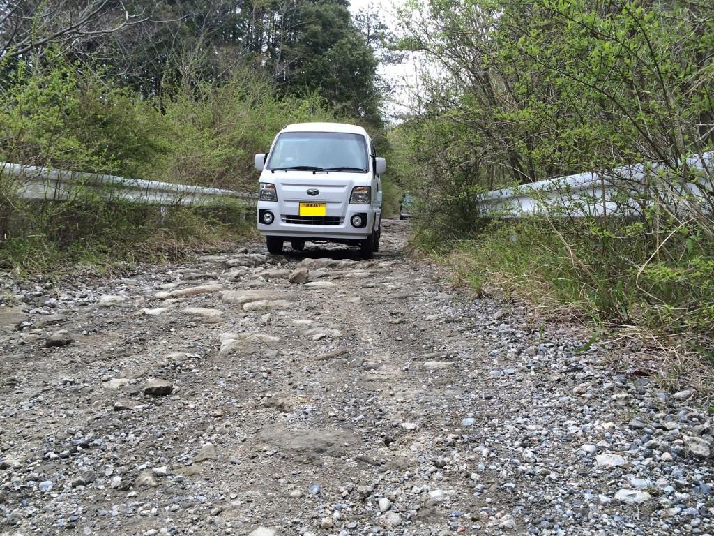 袖ノ木林道-3