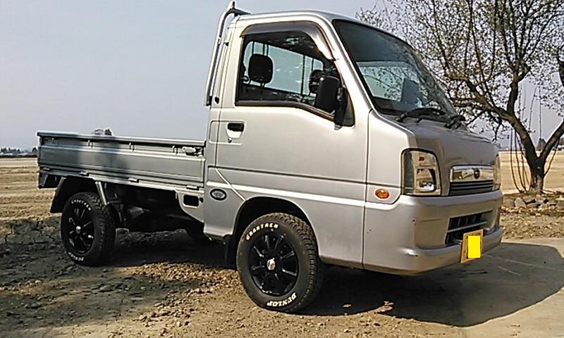 スバル サンバー トラック 4WD(型式TT2) 山形県 川西町 O 様