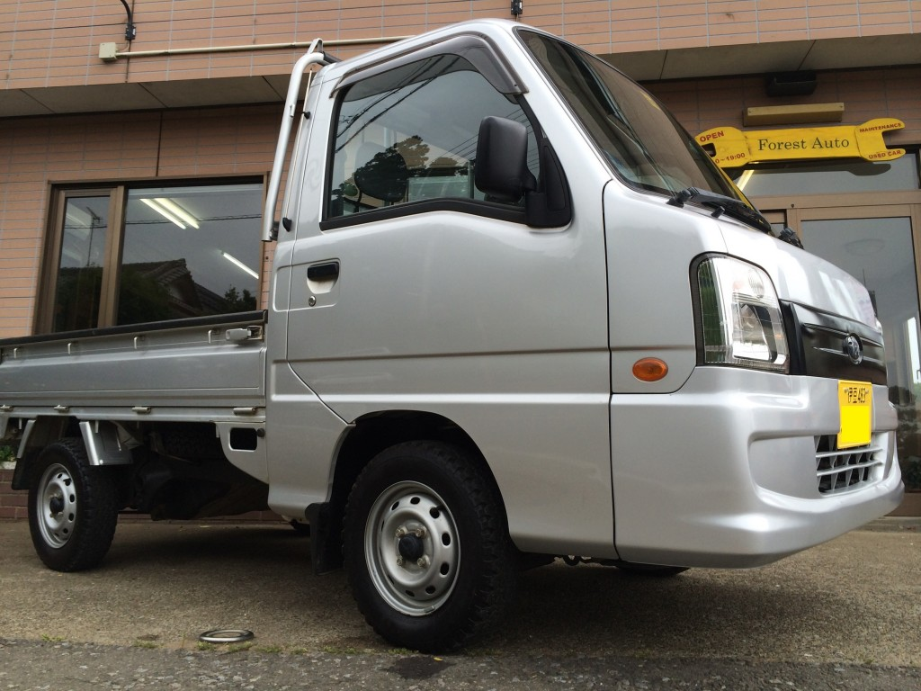 スバル サンバー トラック 4WD(型式TT2) 静岡県 賀茂郡 河津町 K 様