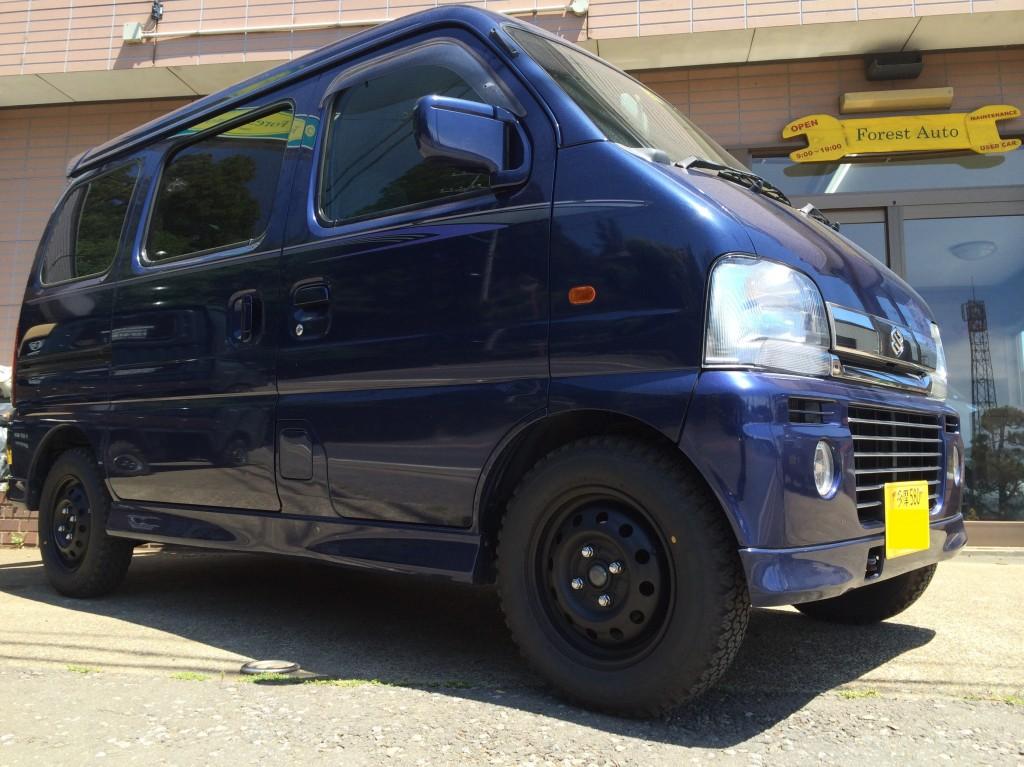 スズキ エブリイ ワゴン 2WD(型式DA52W) 東京都 西東京市 T 様