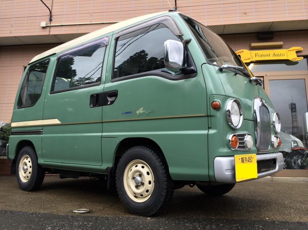 スバル サンバー クラシック 4WD(型式KV4) 神奈川県 横浜市 S 様