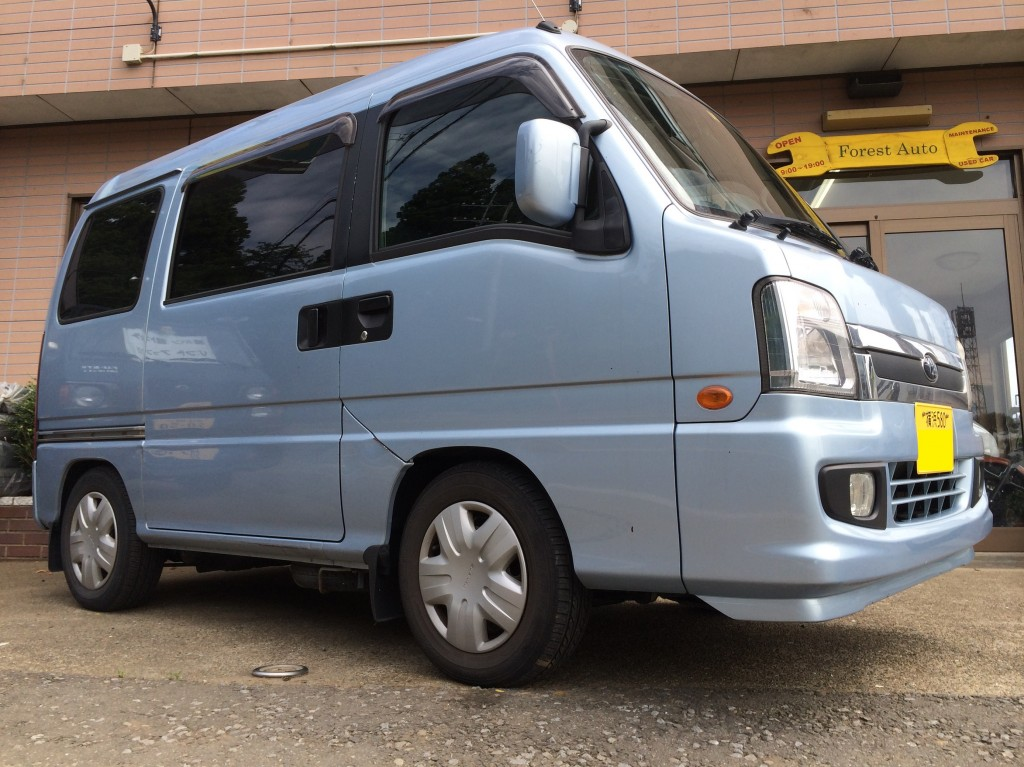 スバル サンバー ディアス ワゴン 2WD(型式TW1) 神奈川県 横浜市 T 様