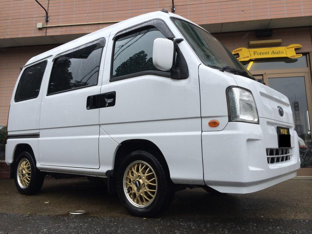スバル サンバー トランスポーター 2WD(型式TV1) 東京都 町田市 M 様