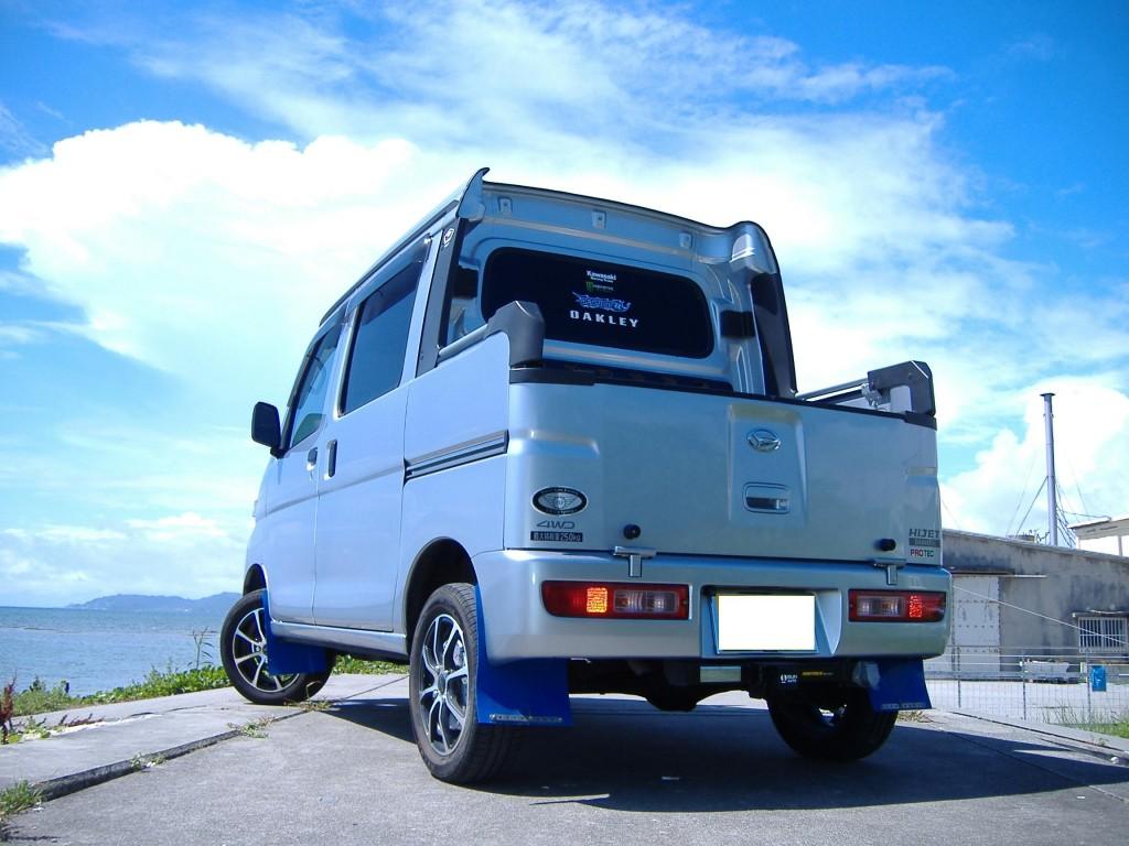 ダイハツ ハイゼット デッキバン 4WD(型式S331W) 沖縄県 中城村 S 様