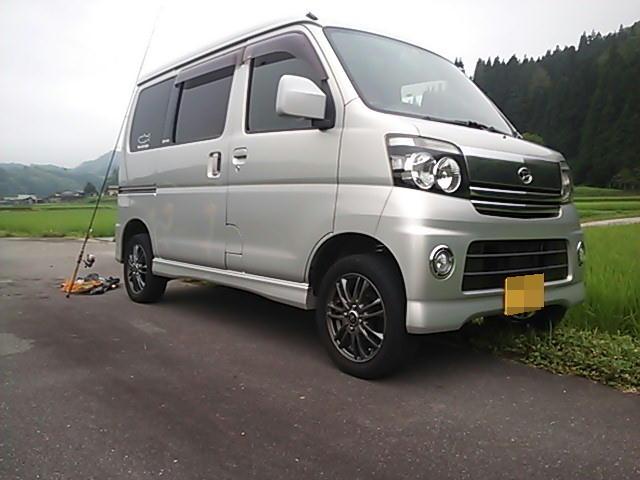 ダイハツ アトレー ワゴン 4WD ターボ(型式S330G) 岐阜県飛騨市 S 様