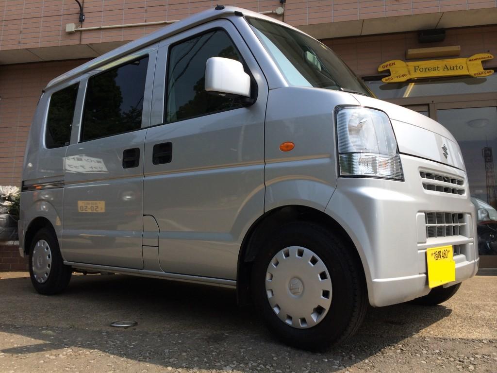 スズキ エブリイ ジョイン ターボ 4WD(型式DA64V) 神奈川県 相模原市 M 様