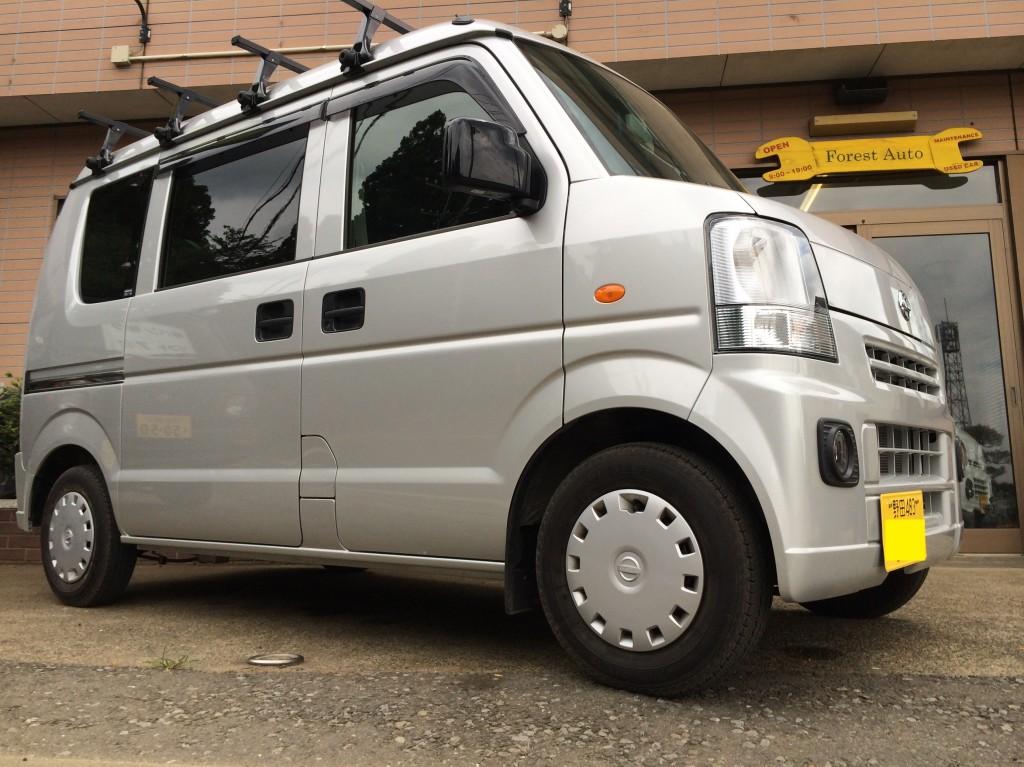 ニッサン クリッパー NV100 4WD(型式DR64V) 千葉県 野田市 H 様
