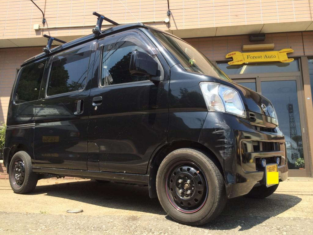 ダイハツ ハイゼット カーゴ クルーズ ターボ 4WD(型式S331V) 千葉県 成田市 O 様