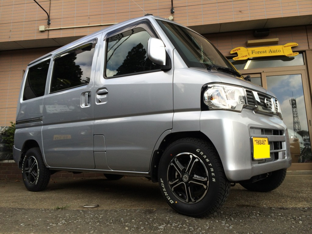 ニッサン クリッパー NV100 4WD ターボ(型式U72V) 栃木県 宇都宮市 Y 様