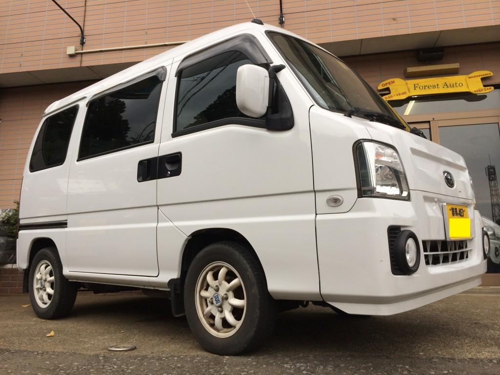 スバル サンバー ディアス 4WD(型式TV2) 群馬県 前橋市 A 様