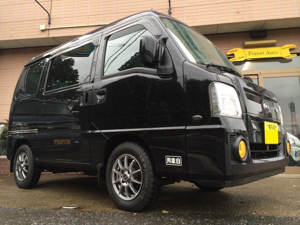 スバル サンバー ディアス 4WD SC(型式TV2) 神奈川県 横浜市 M 様