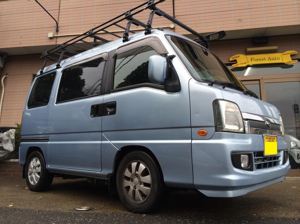 スバル サンバー ディアス ワゴン 4WD SC(型式TW2) 埼玉県 さいたま市 T 様