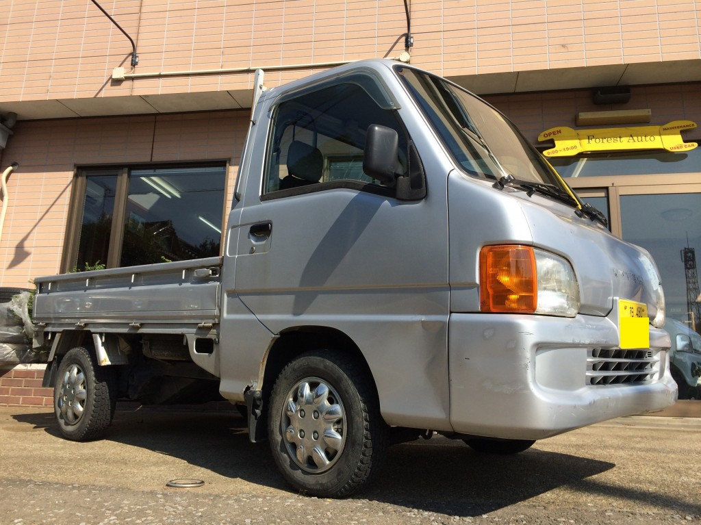 スバル サンバー トラック 4WD(型式TT2) 千葉県 我孫子市 U 様