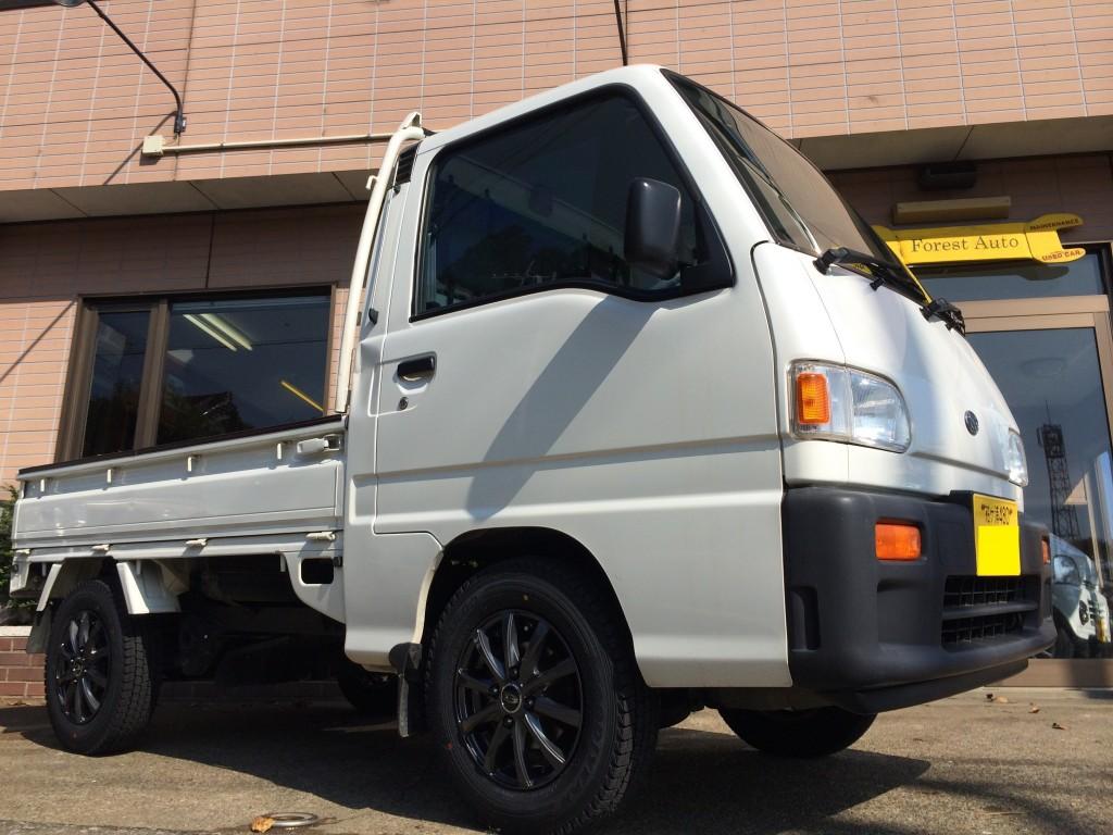 スバル サンバー トラック 4WD(型式KS4) 千葉県 市原市 I 様