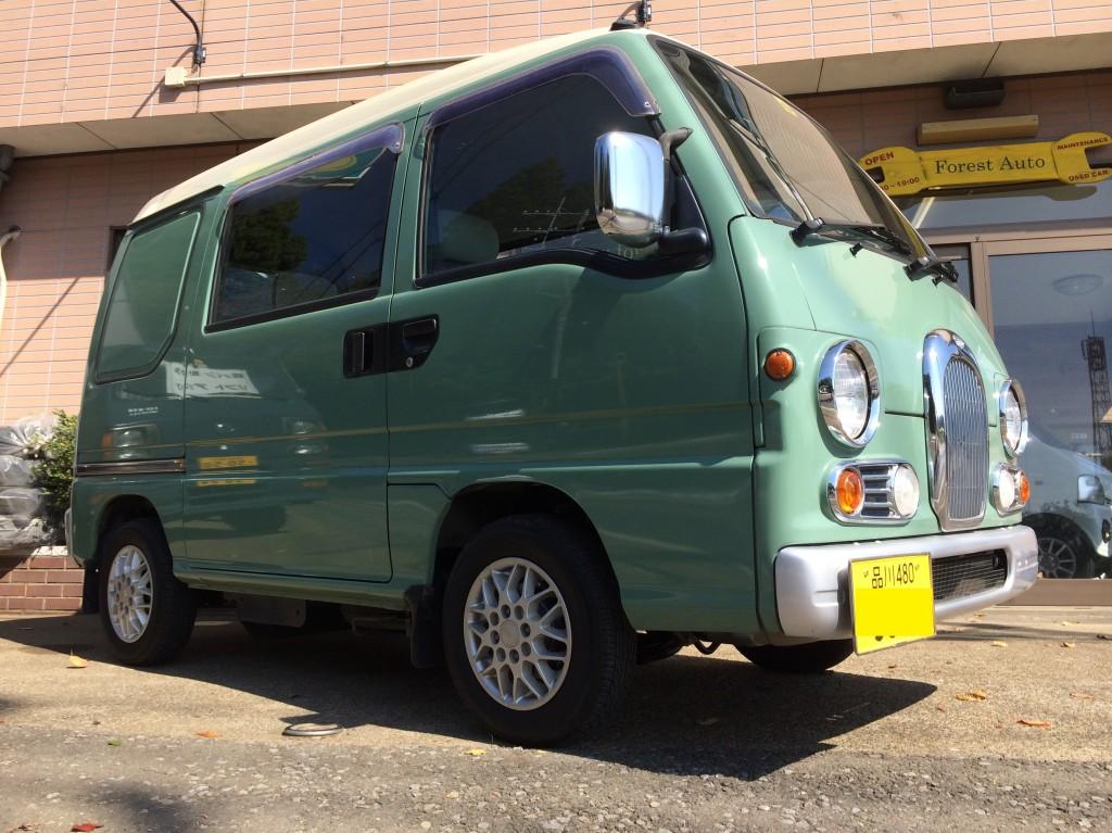スバル サンバー クラシック 4WD(型式KV4) 東京都 大田区 N 様