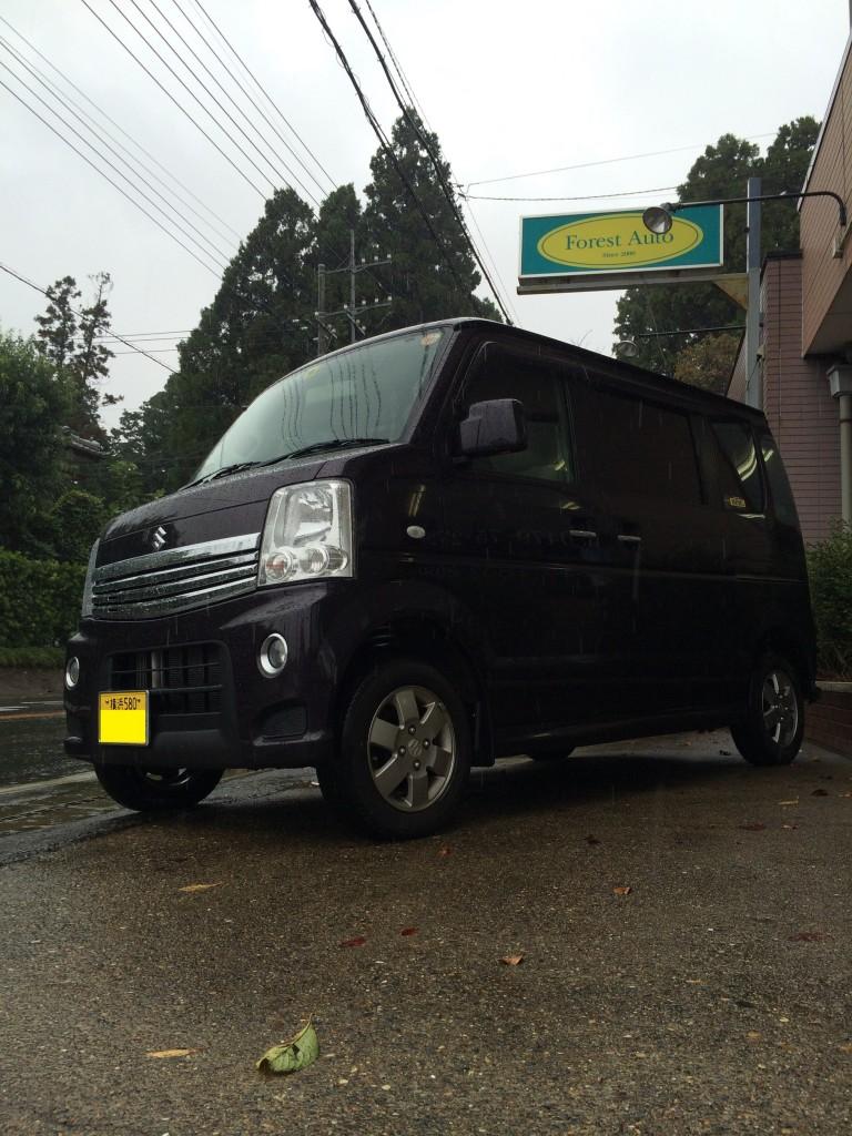 スズキ エブリイ ワゴン 4WD ターボ(型式DA64W) 神奈川県 横浜市 K 様