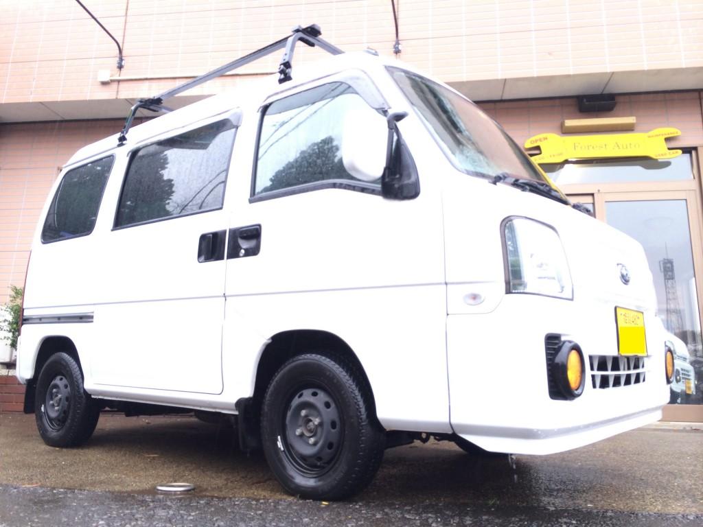 スバル サンバー ディアス 4WD SC(型式TV2) 岩手県 釜石市 M 様