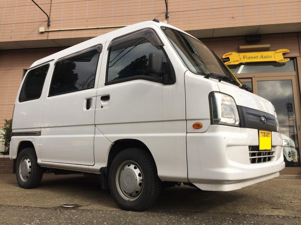 スバル サンバー トランスポーター(型式TV1) 埼玉県 さいたま市 K 様