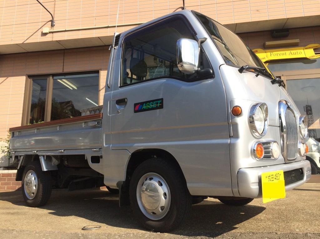 スバル サンバー トラック クラシック(型式KS4) 千葉県 成田市 K 様