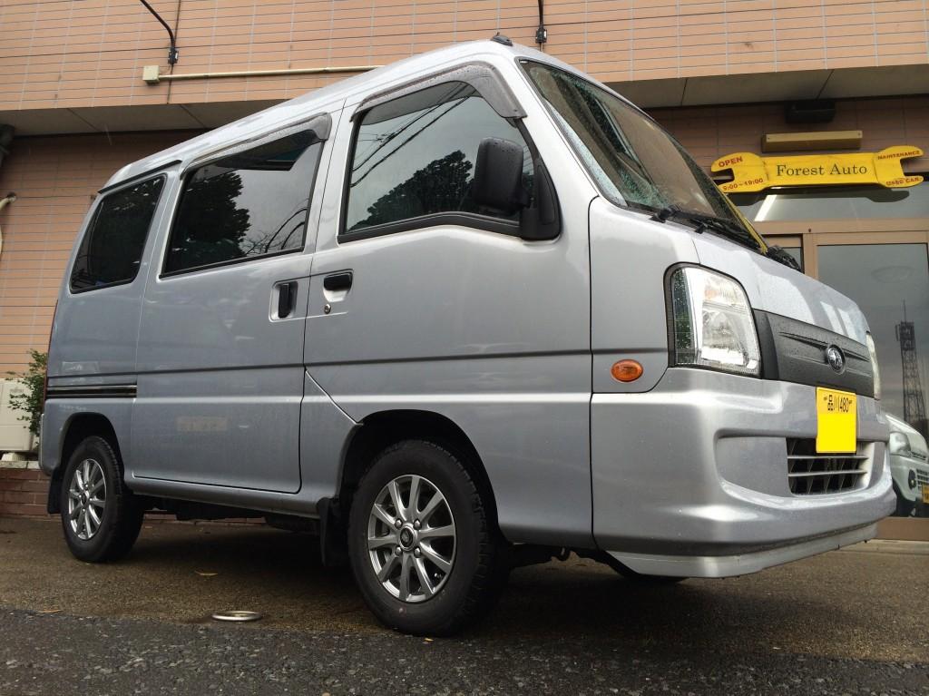 スバル サンバー トランスポーター(型式TV1) 東京都 世田谷区 S 様
