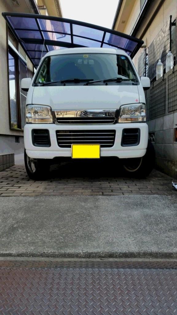 スズキ エブリイ ジョイン 4WD(型式DA62V) 愛媛県 松山市 S 様