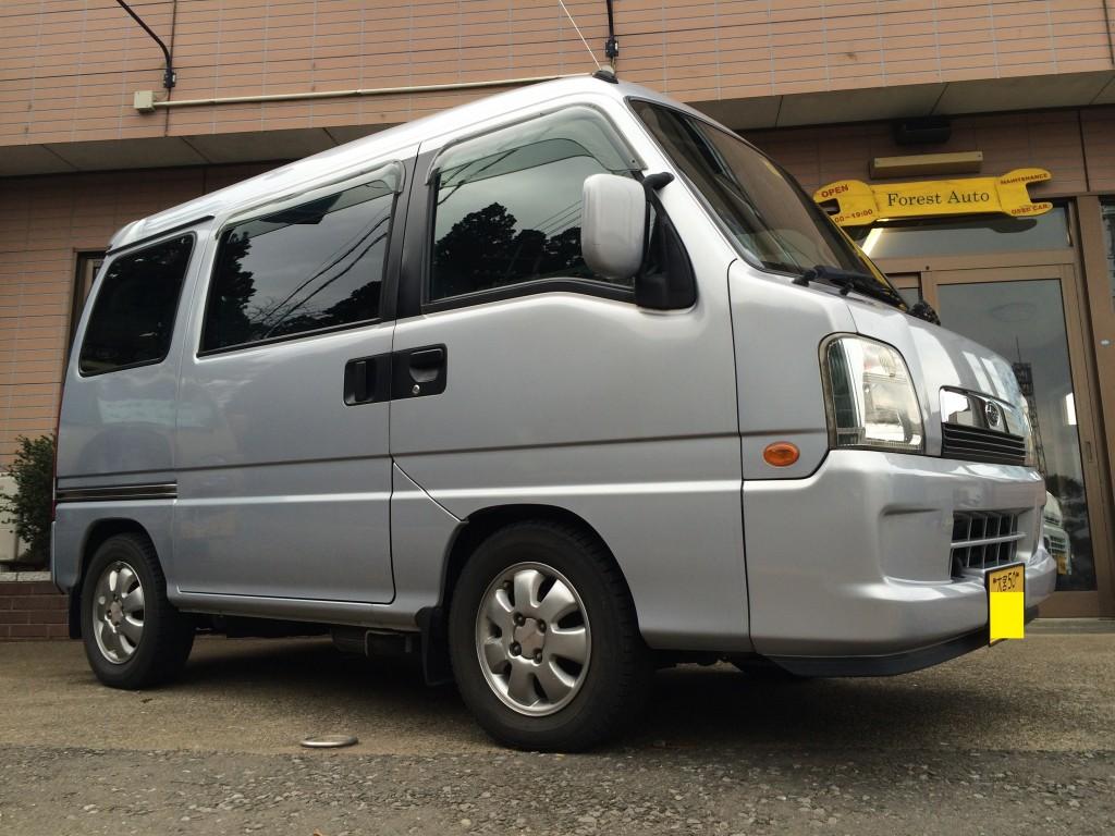 スバル サンバー ディアス 4WD SC(型式TW2) 埼玉県 鳩ヶ谷市 S 様