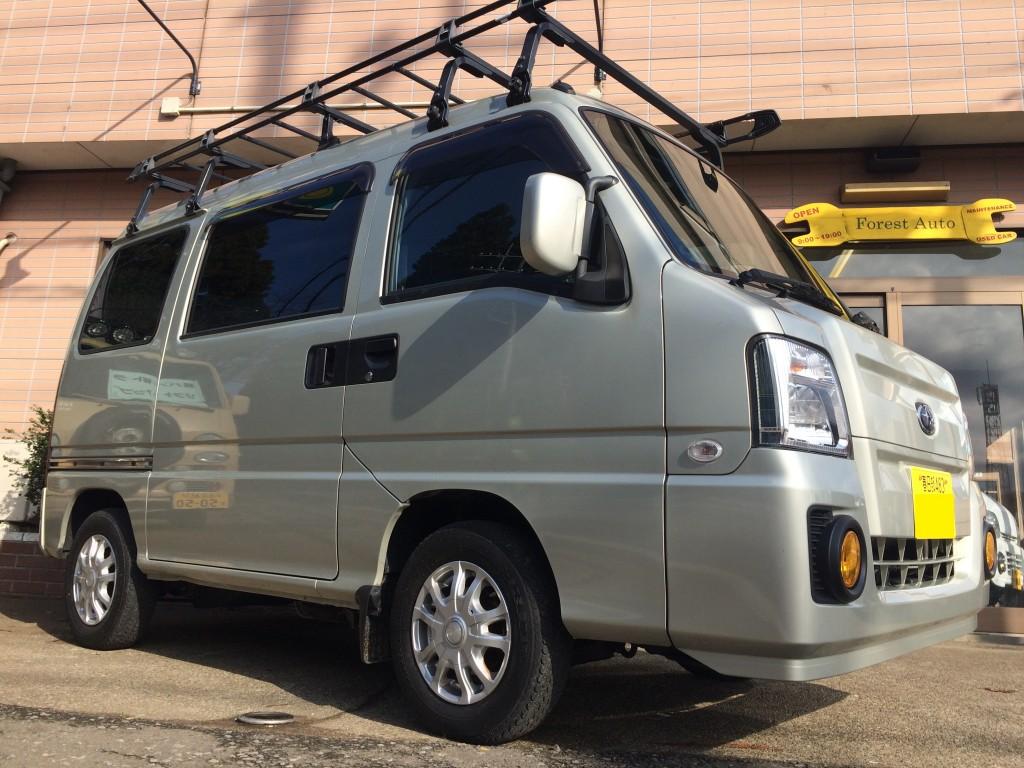 スバル サンバー ディアス 4WD SC(型式TV2) 埼玉県 春日部市 W 様
