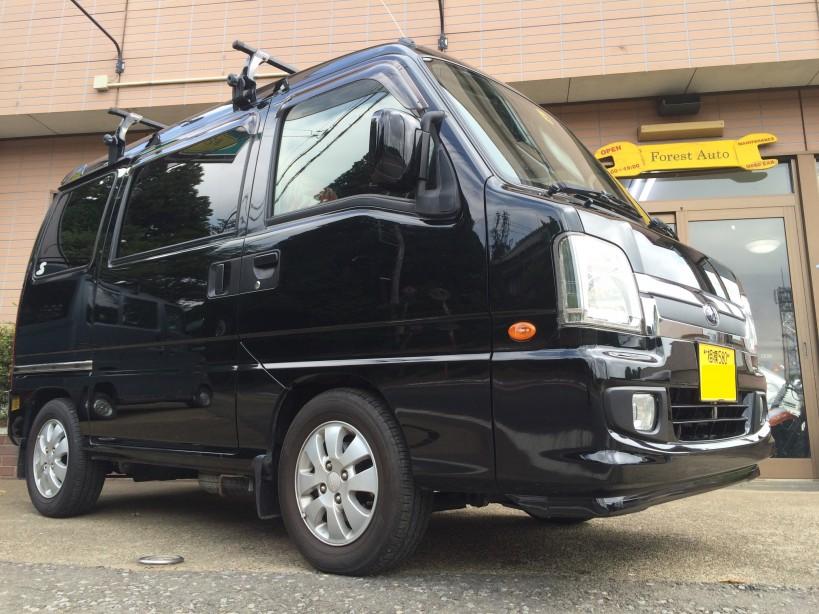 FAFリフトアップスプリング®取り付け スバル サンバー ディアス ワゴン 4WD SC(型式TW2) 神奈川県 相模原市 O 様